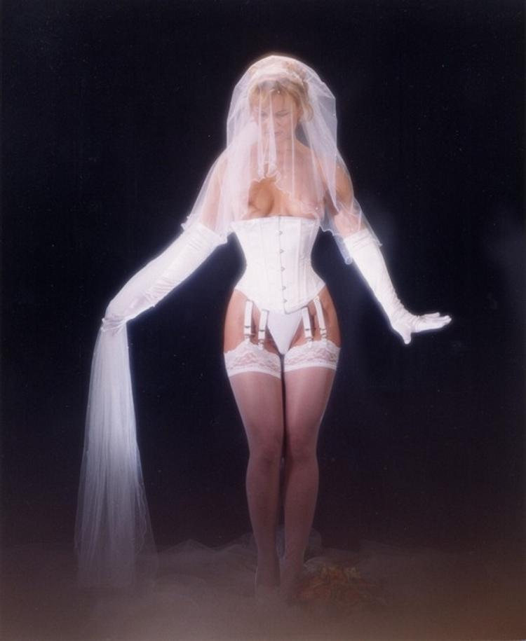 Braut Korsett